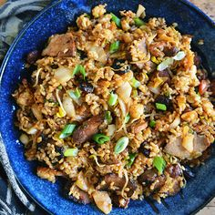 Why Your Fried Rice Needs a Kimchi Boost on Food & Wine