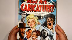 The Mad Art of Caricature!: A Serious Guide to Drawing Funny Faces by Tom Richmond is one, if not, the best books on caricature. Perspective Drawing, Funny Faces, Figure Drawing, Art Education, Caricature, Storytelling, Good Books, Book Art, Concept Art