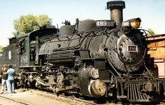 The antique steam engines of the Cumbres & Toltec Scenic Railroad are stoked up and ready to roll on a season-long celebration of train rides and activities, May 24-October 19, 2014.