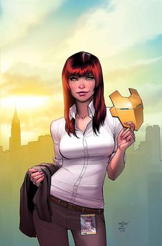 Mary Jane Watson (Earth-616) | Marvel Database | Fandom powered by ...