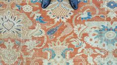 Richard Afkari Carpets & Rugs is proud to present one of today's new arrivals: a handmade, antique 19th century Ziegler carpet; Central Persia; 12' x 9'  Visit rugsinnyc.com. Contact info@richardafkari.com or (212) 203-7979. Visit our Norwalk, CT showroom or 233 East 59th Street carpet gallery on Decorator's Way in NYC to find, fix, value, or clean your carpet.