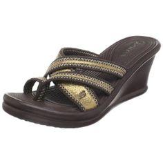 6039db044d91ea Skechers Women s Rumblers-Home Run Wedge Sandal Hot Heels