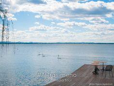 #AlTrasimeno è un progetto nato per valorizzare in modo sostenibile e low cost l'Umbria e il territorio del lago Trasimeno. Scopri di più: http://altrasimeno.wordpress.com/
