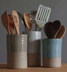 love these utensil holders