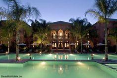 Mosaic Palais Aziza & SPA (Marrakech, Morocco)