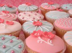 mooie zoete cupcakes