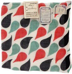 Sonia Delaunay Design / 965 fabric sample, created for Metz