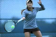 An unexpected location was fitting for the unexpected finish of Stevenson's doubles team of senior Vinaya Rao and sophomore Katherine Harvey at the state tennis meet.