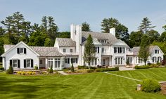 Greenwich residence, CT. Via Thom Filicia.