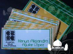 #Personalized #Label #Sticker ¡Everybody ready! https://www.facebook.com/invitaciones.bombon