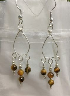 Tigers Eye by Jewelrybyila on Etsy
