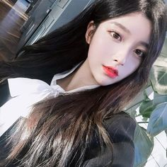 Find images and videos about model, ulzzang and korea on We Heart It - the app to get lost in what you love. Uzzlang Girl, Girl Face, Woman Face, Most Beautiful Faces, Beautiful Asian Women, Korean Beauty, Asian Beauty, Ulzzang Korean Girl, Models