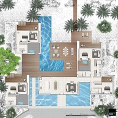 Design Discover Informations About Charismatic VOMO Island Fiji Modern House Floor Plans Luxury Floor Plans Farmhouse Floor Plans Home Design Floor Plans Contemporary House Plans Luxury Home Plans Modern House Design Villa Plan Villa Design Modern House Floor Plans, Luxury Floor Plans, Farmhouse Floor Plans, Home Design Floor Plans, Contemporary House Plans, Modern House Design, Luxury Home Plans, Villa Design, Villa Plan