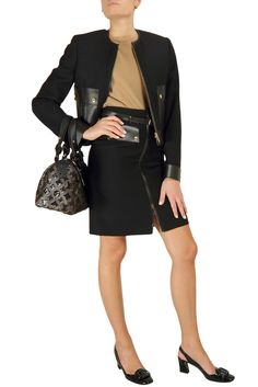 #Gucci Set of Jacket and Skirt - #starbags_eu
