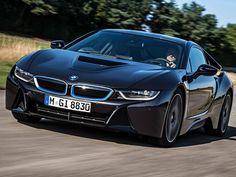 Top 15 green supercars: BMW i8