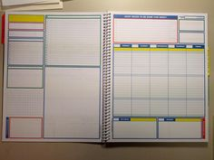 Oh I love love love planners!!!  The Uncalendar, get for Nursing school!
