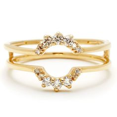 Tiara Ring Guard: Anna Sheffield