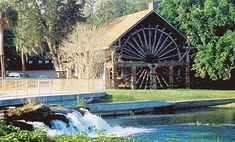 Old Spanish Sugar Mill Restaurant | DeLeon Springs, Florida