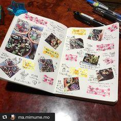 lifeprintjp『📝手帳と相性が抜群なlifeprint✨』 ◆ ◆ 今回は<@ma.mimume.mo>さんのlifeprintを使った素敵な投稿を#リポスト でご紹介😊✨ ◆ lifeprintで印刷した写真をカットして使用され #多肉成長記 を作成されています🤩⭐️ #pilot の #multiball は紙の裏移りがなく、 #マステ にも文字が書けちゃうらしいです😆‼️マステを愛用されている方は是非使ってみたいペン🖋ですね☺️❤️ そんなお洒落な写真投稿を沢山されている@ma.mimume.moさん!是非チェックしてみて下さい✨ また手帳愛好家さん達がlifeprintを愛用して頂いてることが分かるハッシュタグ #手帳とlifeprint も見てみて下さい❤️ ◆ ◆ #システム手帳 #リフィル #日記 #手帳ゆる友 #ファイロファックス #モバイルプリンター #lifeprint #動く写真 #手帳タイム #手帳好朋友 #AR写真 #文房具 #filofax #手帳の中身 #モレスキン #ノート2018/03/31 21:56:25