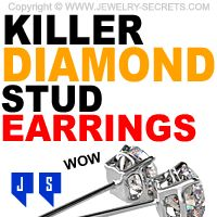 ► ► Take a Peek at these KILLER Diamond Stud Earrings! WOW! Your Ears Deserve these! :) ► ►