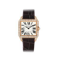 Santos-Dumont watch, small model