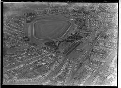 Aerial photograph taken by Whites Aviation. Quantity: 1 b&w original negative(s). Physical Description: Glass negative, x inches Auckland, Historical Photos, New Zealand, City Photo, Aviation, Historical Pictures, History Photos, Aircraft