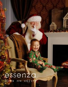 santa pictures photo sessions - Google Search