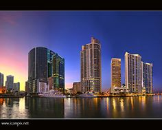 Brickell Key, Miami, FL