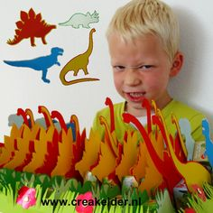 dinosaurus-traktatie - Creakelder - alles voor een origineel kinderfeestje - (Powered by CubeCart)