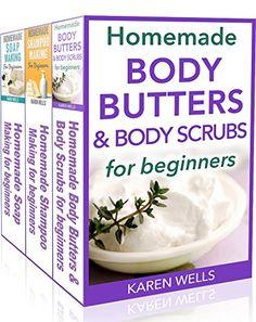 Homemade Beauty Products for Beginners: The Complete Bund... https://www.amazon.com/dp/B00UHY8LRI/ref=cm_sw_r_pi_dp_S83lxbBJVP1ZG