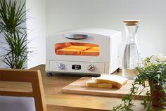 アラジン グリル&トースター  レトロで優しい丸みを帯びた、クラシックなデザインが素敵なグリル&トースター。トーストが4枚同時に焼けるのも嬉しいですね。0.2秒で発熱し素早くトーストを焼けるので、朝の忙しい時間に大助かり!