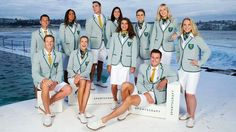 Australia's 2016 Olympics uniform goes full on private school preppy http://ift.tt/1PErlh8  Can you believe its been four years since we last argued over the Australian Olympic teams uniform?
