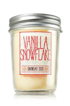 Vanilla Snowflake - love this scent!  Just got the soap, wallflower and hand sanitizer today.  Candles are next!
