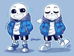 I colored this one too because Sans is so awesome  | See my works |