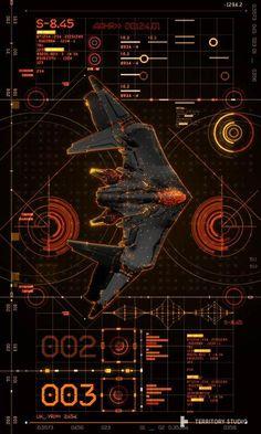 Marti Romances for Territory - Guardians of The Galaxy UI Web Design, Game Ui Design, Graphic Design, Futuristic Technology, Futuristic Design, Technology Wallpaper, Head Up Display, Ui Design Inspiration, User Interface Design