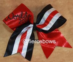 Cheer Bow. $14.00, via Etsy.