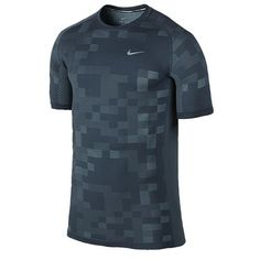 ea1aaf0427 Nike DF Knit Contrast SS Mens Running Shirt Size XL *** Want to know more,  click on the image. (This is an affiliate link) #RunningMensClothing