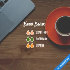 Boss Babe - Essential Oil Diffuser Blend