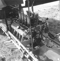 Don Nicholson's 427 Ford SOHC, Tulsa 1966
