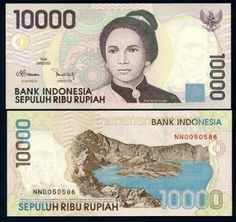 Indonesian Rupiah old design Money Notes, Money Pictures, Forex Trading Signals, Event Services, Historical Photos, Nostalgia, Coins, Things To Come, Positive People