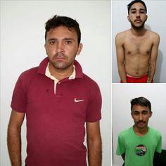 Polícia civil prendeu trés pessoas acusadas de envolvimento com homicídio ocorrido em Crateús: ift.tt/2eBKXIq