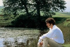 Darcy at his pond...*breathing heavily*