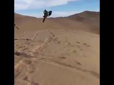 Sick dirt bike jump