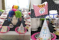 pinterest tea party birthday | tea party