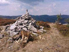 Beskid Śląski - w drodze na Baranią