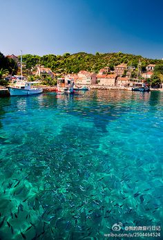 Crete seaside village, Greece ...