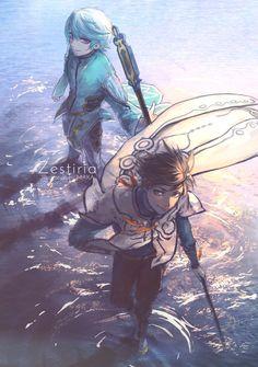 Mikleo x Sorey - Tales of Zestiria