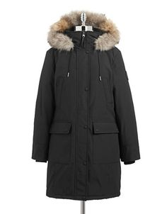 Brands | Coats & Jackets | Plus Plus Water-Resistant Down Filled Coat | Hudson's Bay