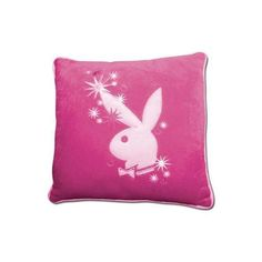 Playboy Pillow Design Bunny For Only 2659 At MerchandisingPlaza 27 Found