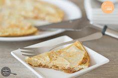 Foodblogswap - Tortilla met knolselderij
